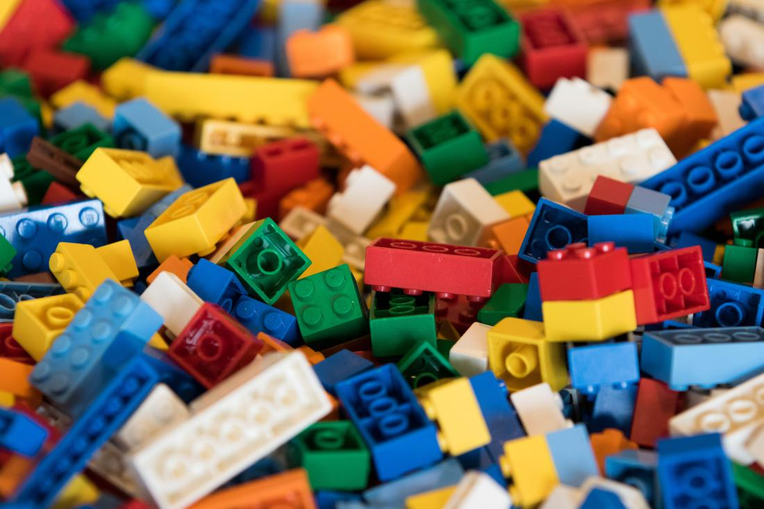 lego strengths Toy blocks, also called building blocks, are solid shapes used for construction play some are simple planks made of wood others are fancy, like the interlocking bricks of plastic made by lego and megablox.