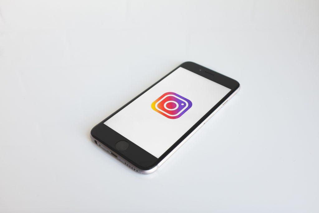 Instagram in Mobile