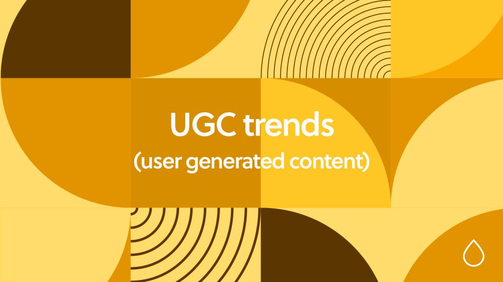 user generated content trends