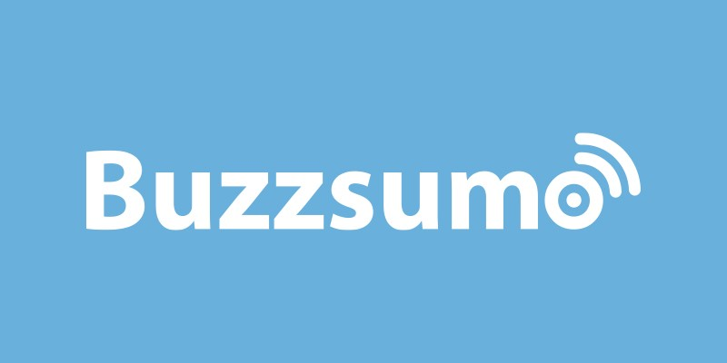 Buzzsumo - Social Media Analytics