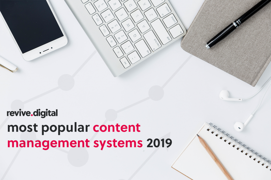 most popular content management systems for 2019