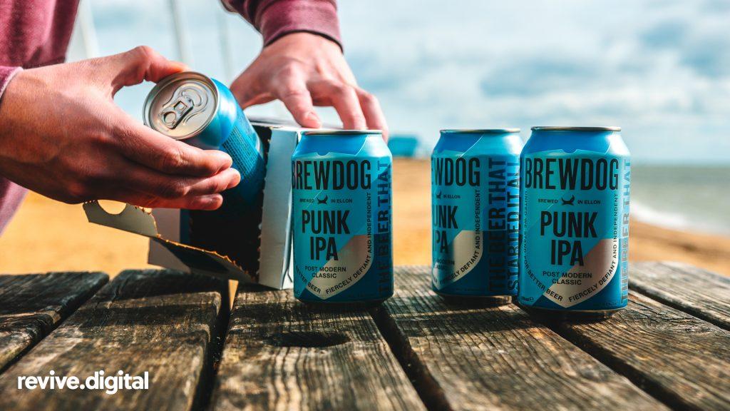 brewdog beer cans