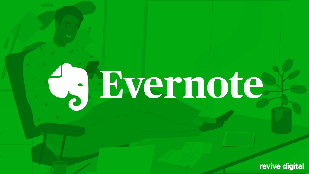 project management tool evernote