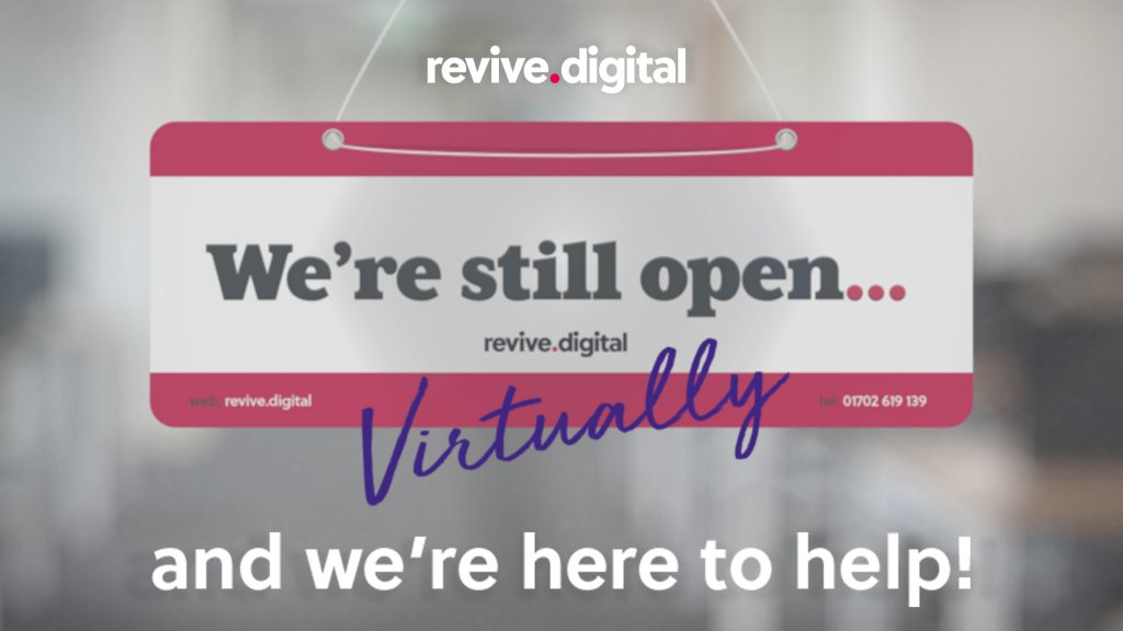 revive digital ready to help