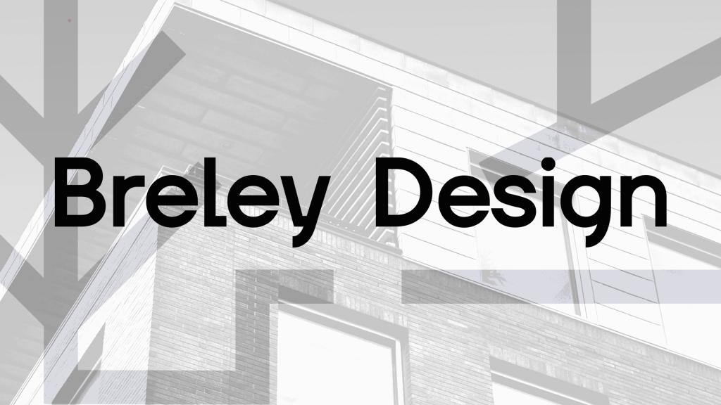 breley design logo image