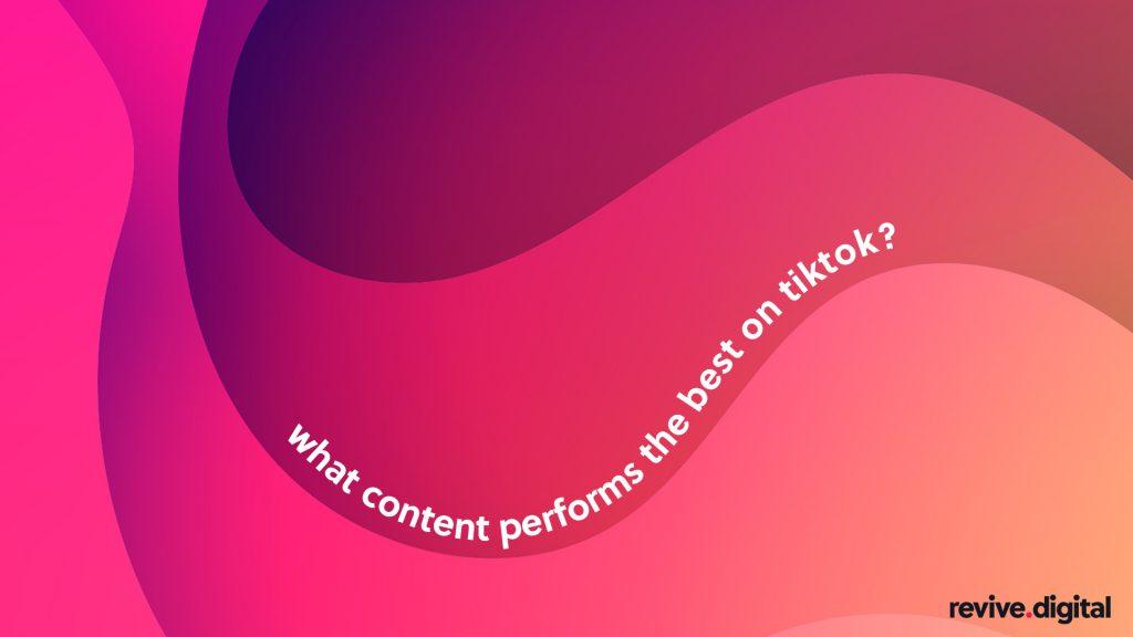 content for tiktok