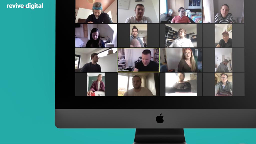 revive team zoom meetings