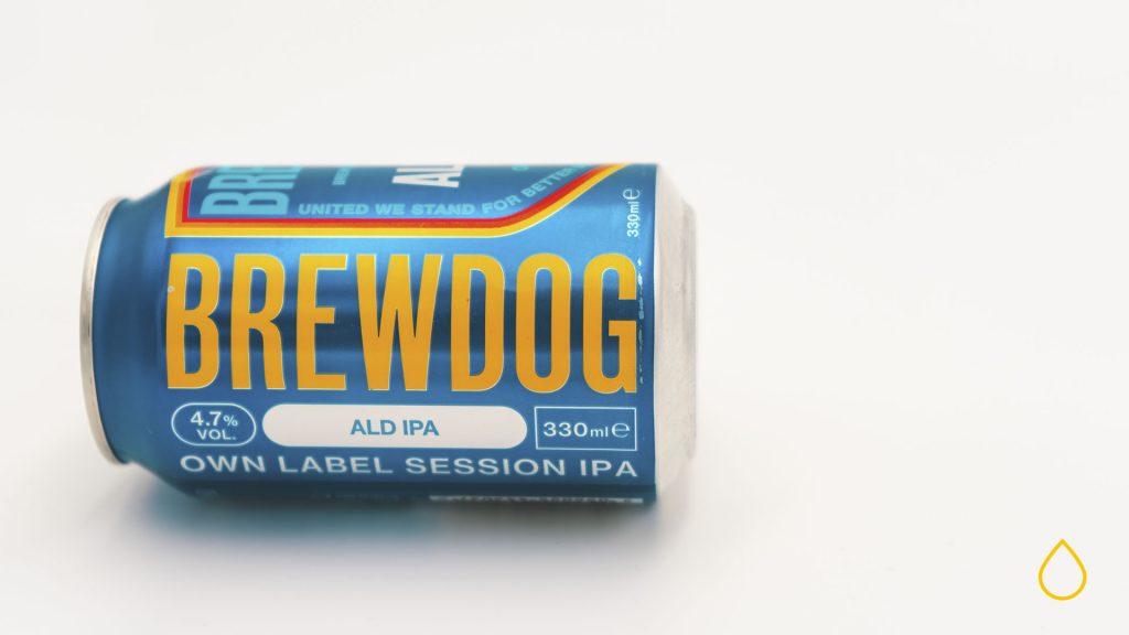 brewdog can