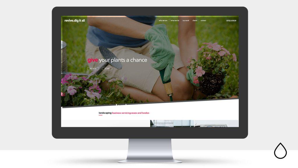 revive-dig-it-all landscapers website