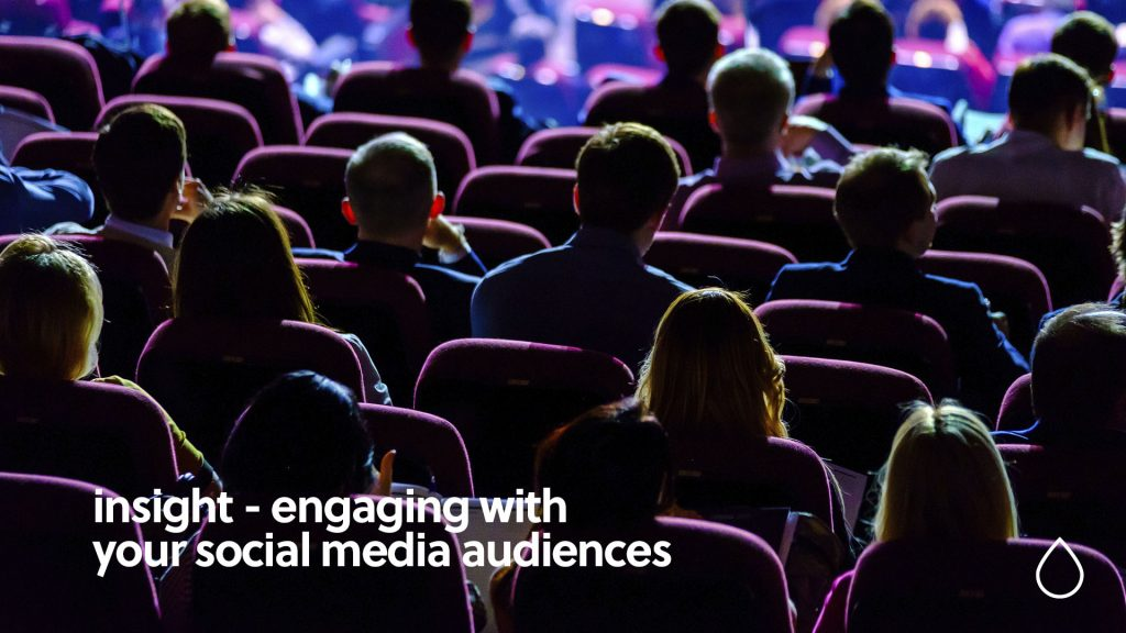 using facebook insight to get information on your social media audiences