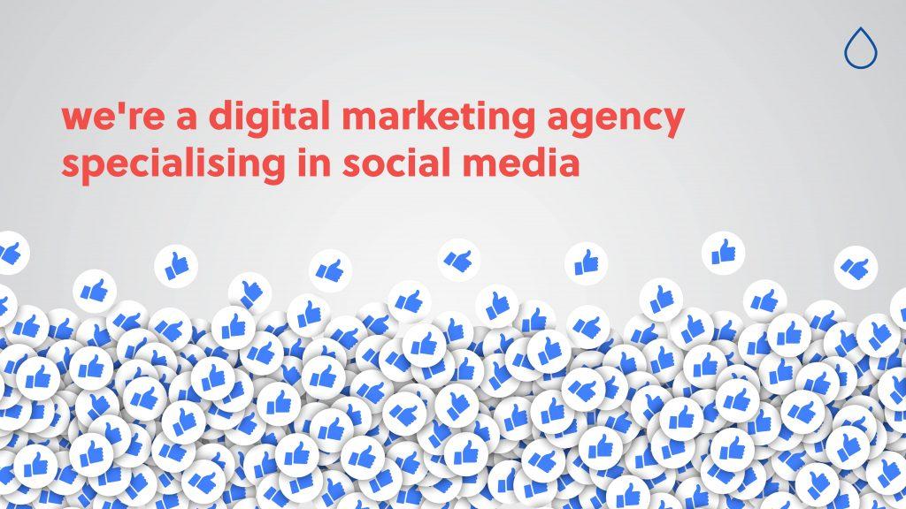 digital marketing agency specialising in social media
